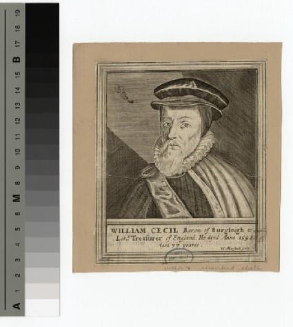 Portrait of Burleigh