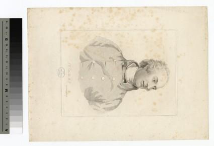 Portrait of T. W. Coke