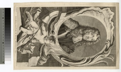 Portrait of Anthony Ashley Cooper, Earl of Shaftesbury