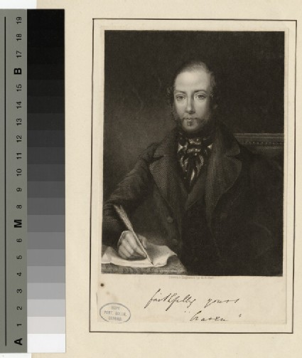 Portrait of William Craven, 2nd Earl of Craven
