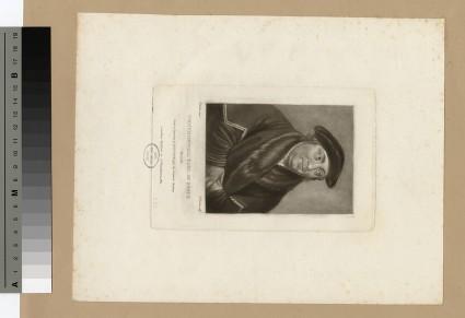 Portrait of Thomas Cromwell