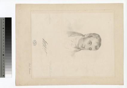 Portrait of Earl Desart