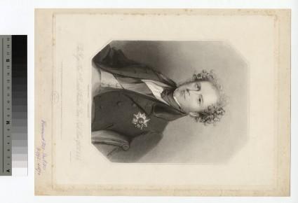 Portrait of Earl Howe