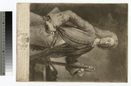 Portrait of Earl of Stair