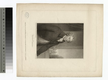 Portrait of VisCount Cremorne