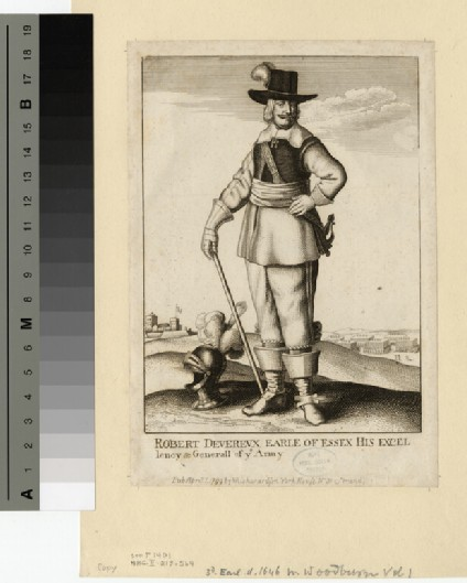 Essex, Earl of