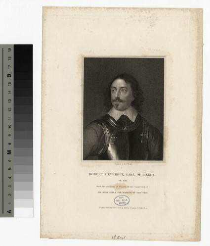 Essex, 3rd Earl