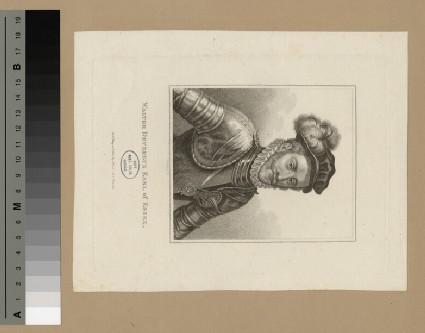 Portrait of Walter Devereux, 1st Earl of Essex