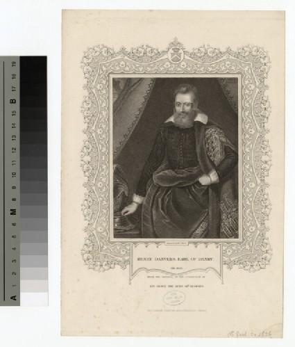 Portrait of Earl Danby