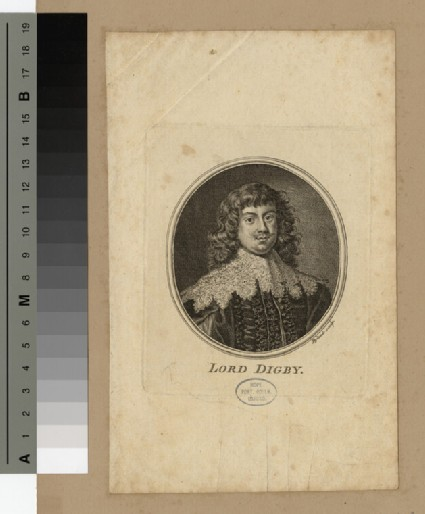 Portrait of Lord Digby