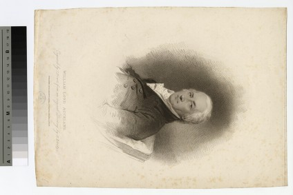 Portrait of Lord Auckland