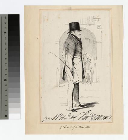 Portrait of Thomas Egerton, 2nd Earl of Wilton