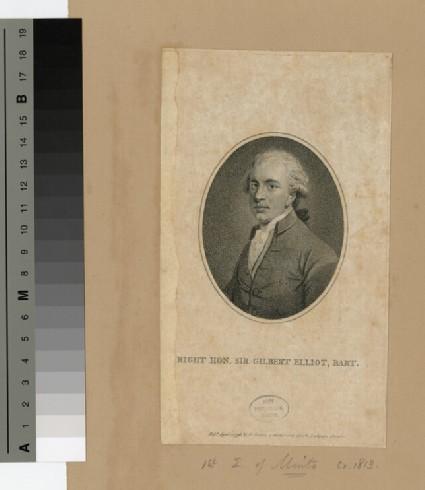 Portrait of 1st Earl Minto