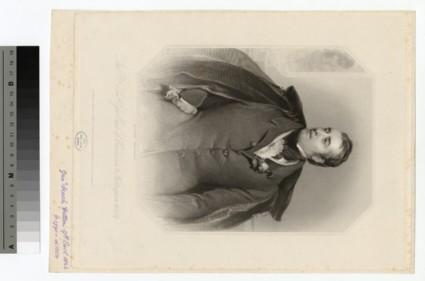 Portrait of George Finch, 9th Earl of Winchilsea