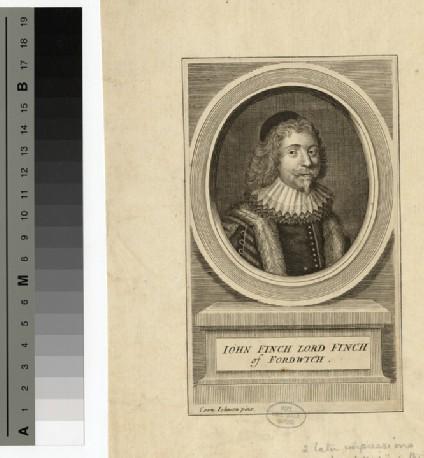 Portrait of Finch of Fordwich