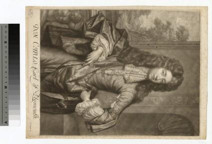 Portrait of Earl Plymouth