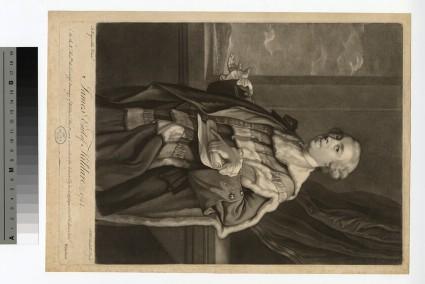 Portrait of Earl of Kildare