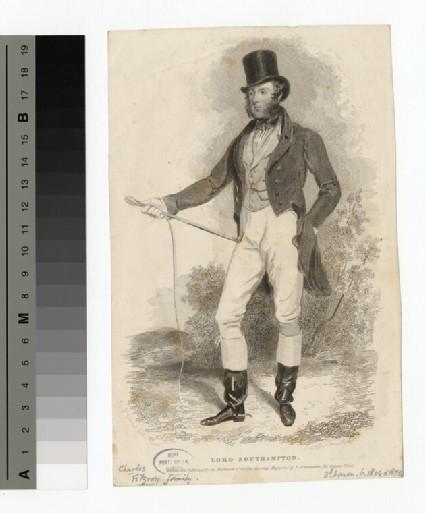 Portrait of Lord Southampton