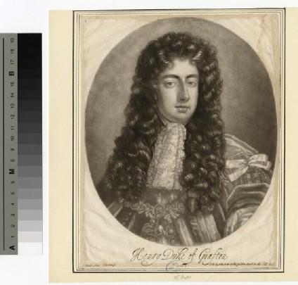 Portrait of Duke Grafton