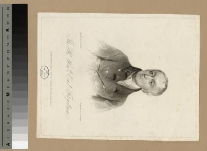 Portrait of Erl Fitzwilliam