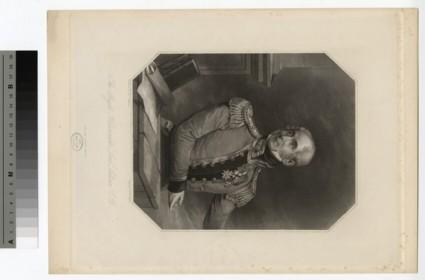 Portrait of Lord Saltoun