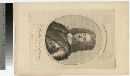 Portrait of Earl Orkney