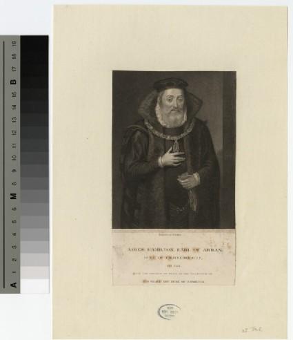 Arran, 2nd Earl