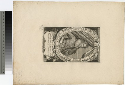 Portrait of James Hamilton, 2nd Marquess of Hamilton