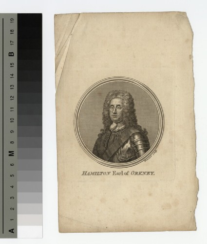 Portrait of Earl of Orkney