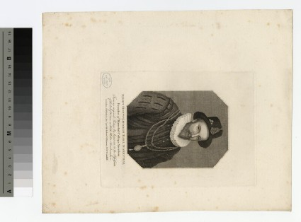 Portrait of Earl Marechal