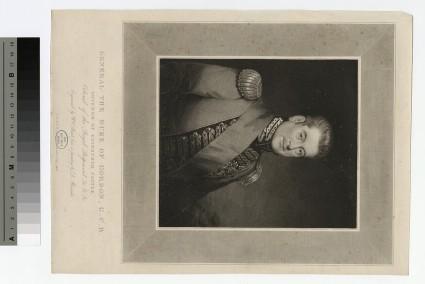 Portrait of George Gordon, 5th Duke of Gordon