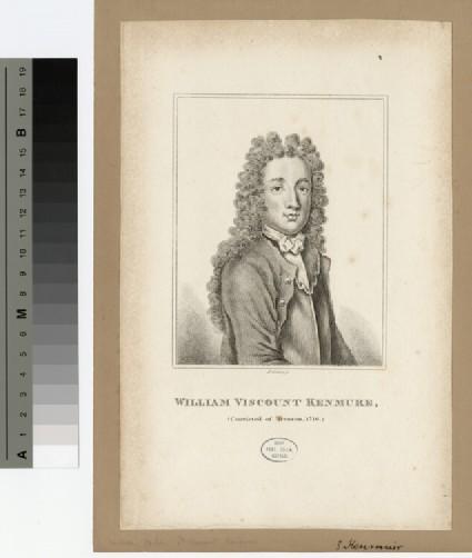 Portrait of VisCount Kenmure