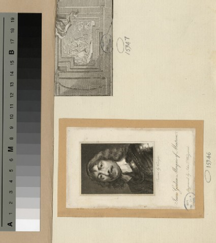Portrait of Marquis Montrose