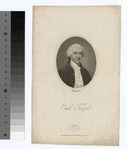 Portrait of Earl Temple