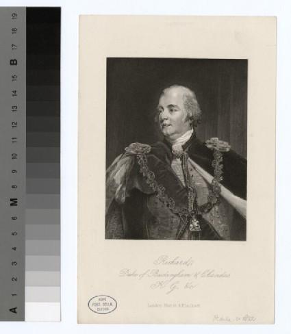 Portrait of Duke Buckingham