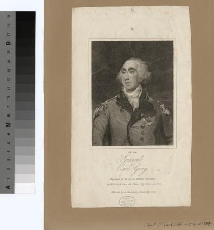 Portrait of Charles Grey, 1st Earl Grey