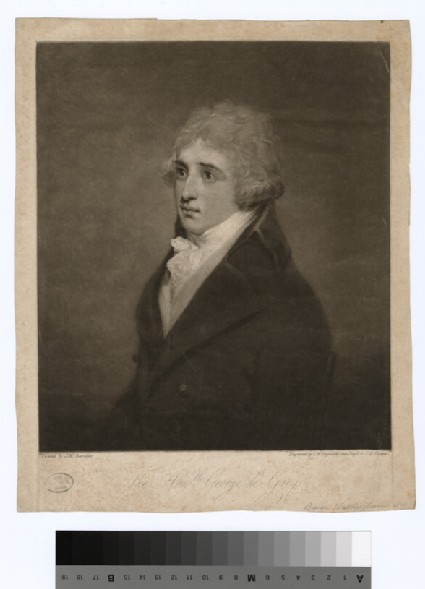 Portrait of G. de Grey