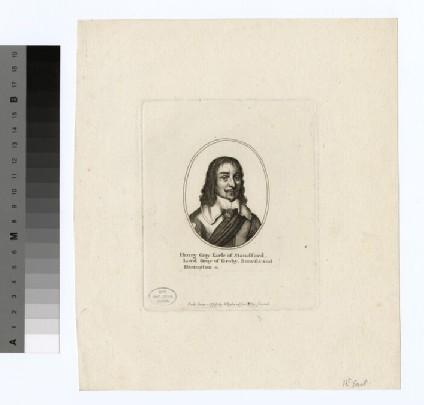 Portrait of Henry Grey, 1st Earl of Stamford