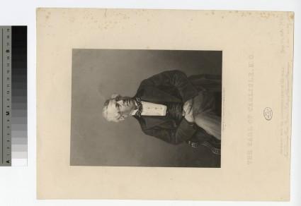 Portrait of George Howard, 7th Earl of Carlisle
