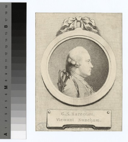 Portrait of VisCount Nuneham