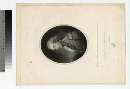 Portrait of Earl of Moira
