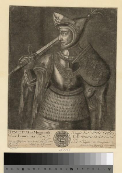 Lancaster, Henry, Duke of