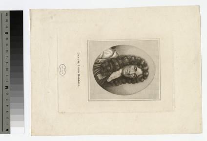 Portrait of Baron Holles