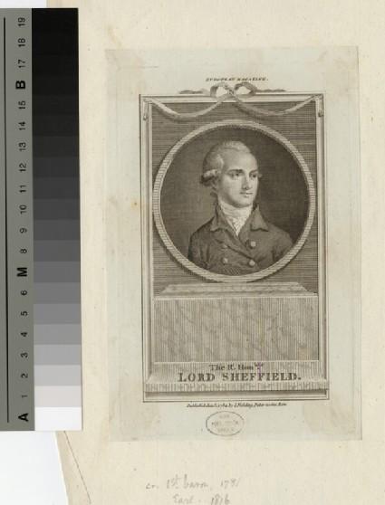 Portrait of Lord Sheffield