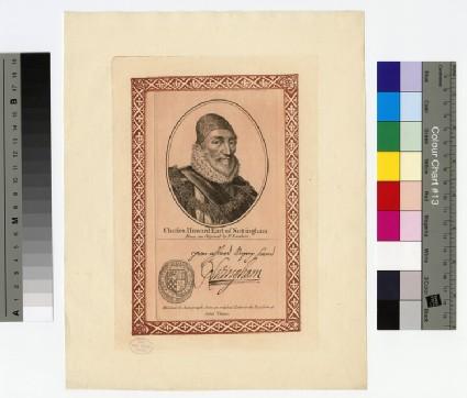 Portrait of Howard of Effingham