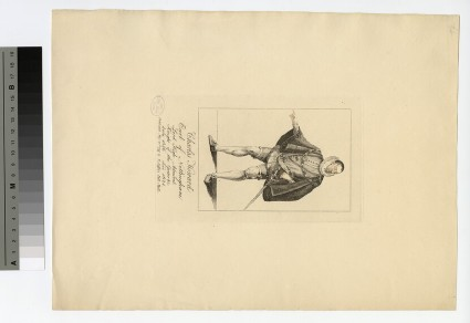 Portrait of Charles Howard, 1st Earl of Nottingham
