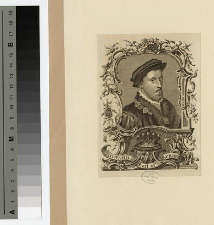 Portrait of Earl of Surrey