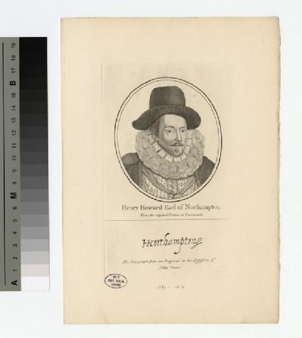 Northampton, Earl of (Howard)