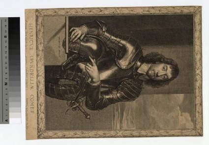 Portrait of Henry, Earl of Arundel