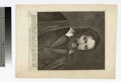 Portrait of Thomas Howard, Earl of Arundel